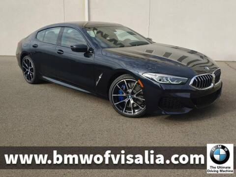 2021 BMW 8 Series for sale at BMW OF VISALIA in Visalia CA