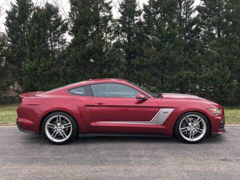 2016 Ford Mustang for sale at DLUX Motorsports in Fredericksburg VA