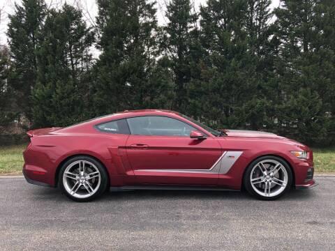 2016 Ford Mustang for sale at DLUX Motorsports in Fredericksburg VA