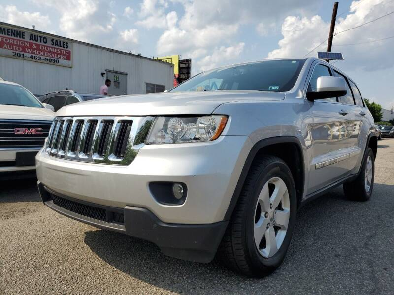 2011 Jeep Grand Cherokee for sale at MENNE AUTO SALES LLC in Hasbrouck Heights NJ