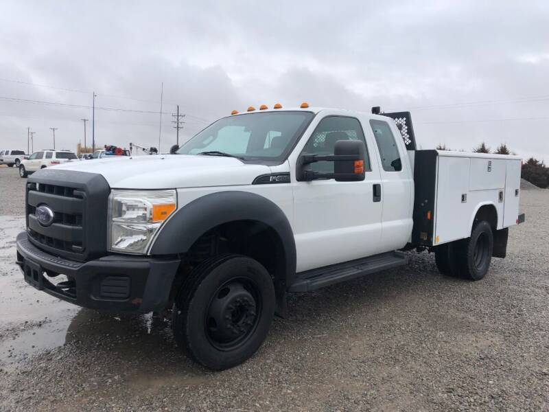 2013 Ford F-450 Super Duty for sale at B&R Auto Sales in Sublette KS