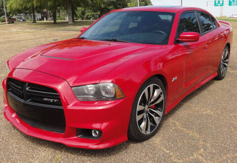 2013 Dodge Charger for sale at JACKSON LEASE SALES & RENTALS in Jackson MS