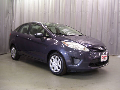 2012 Ford Fiesta for sale at QUADEN MOTORS INC in Nashotah WI