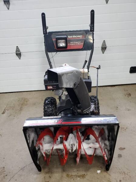 2008 Yard Machine 10 Hp for sale at Ericson Auto in Ankeny IA