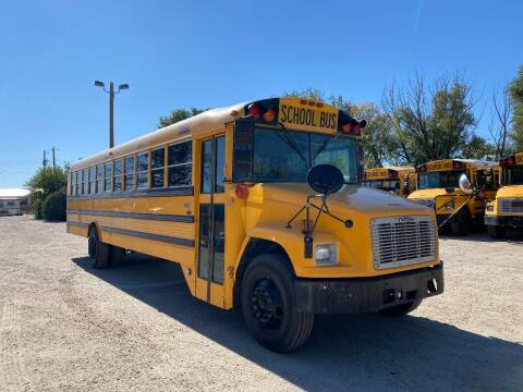 2002 Thomas/ Freightliner School Bus for sale at Western Mountain Bus & Auto Sales - Buses & Service in Nampa ID