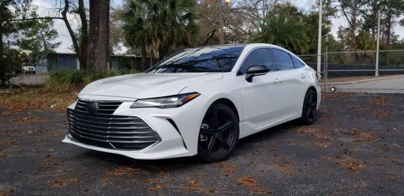 2019 Toyota Avalon for sale at Precision Auto Source in Jacksonville FL