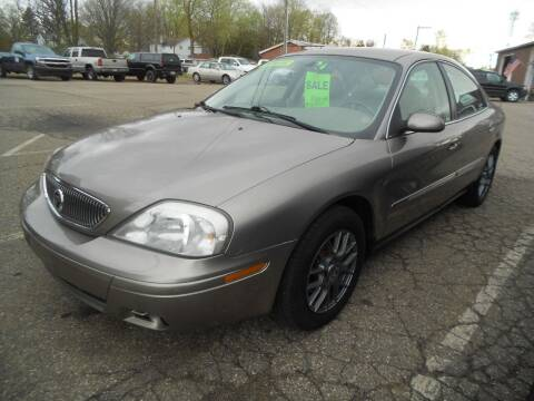 2005 Mercury Sable for sale at Mark's Sales and Service in Schoolcraft MI
