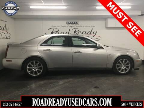 2006 Cadillac STS for sale at Road Ready Used Cars in Ansonia CT