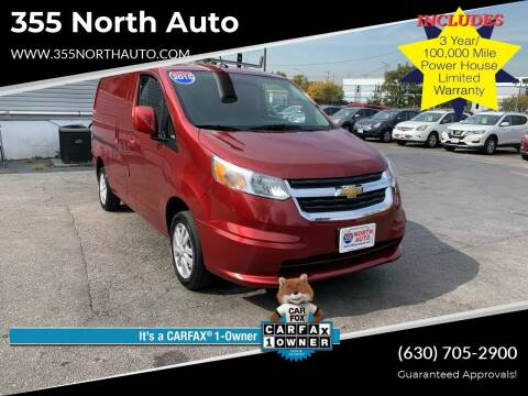 2015 Chevrolet City Express Cargo for sale at 355 North Auto in Lombard IL