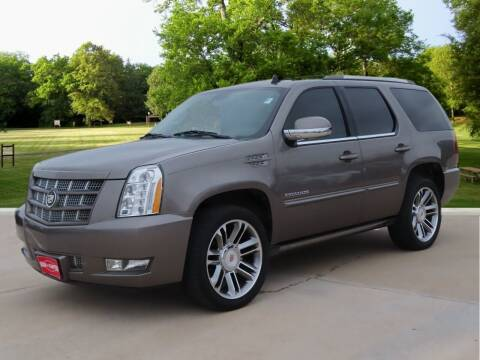 2012 Cadillac Escalade for sale at Ron Carter  Clear Lake Used Cars in Houston TX