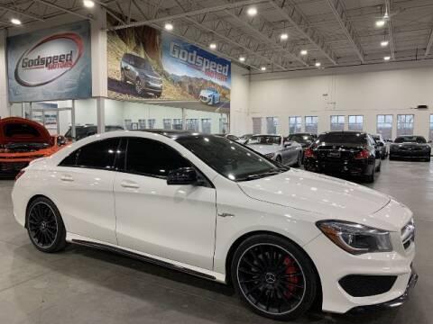 2014 Mercedes-Benz CLA for sale at Godspeed Motors in Charlotte NC