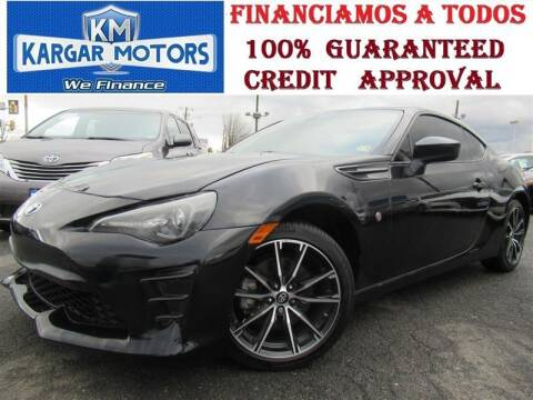 2018 Toyota 86 for sale at Kargar Motors of Manassas in Manassas VA
