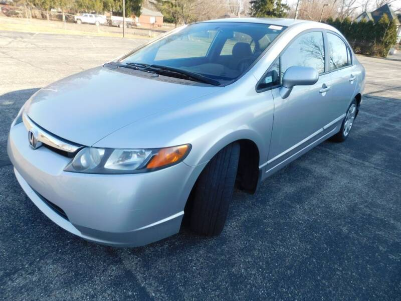 2007 Honda Civic for sale at Safeway Auto Sales in Indianapolis IN