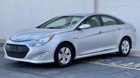 2011 Hyundai Sonata Hybrid for sale at Carland Auto Sales INC. in Portsmouth VA