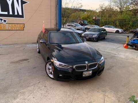 2015 BMW 3 Series for sale at Excellence Auto Trade 1 Corp in Brooklyn NY
