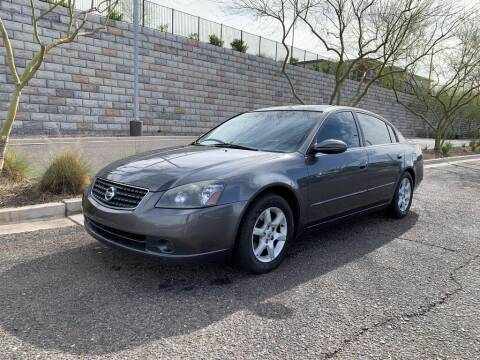 2005 Nissan Altima for sale at AUTO HOUSE TEMPE in Tempe AZ