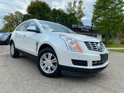 2013 Cadillac SRX for sale at Rite Track Auto Sales in Canton MI