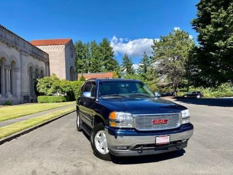 2005 GMC Yukon for sale at EZ Deals Auto in Seattle WA