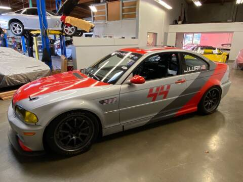 2001 BMW M3 for sale at 415 Motorsports in San Rafael CA