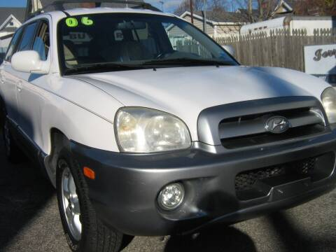 2006 Hyundai Santa Fe for sale at JERRY'S AUTO SALES in Staten Island NY