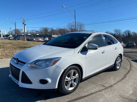 2014 Ford Focus for sale at Xtreme Auto Mart LLC in Kansas City MO