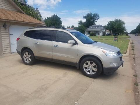 2012 Chevrolet Traverse for sale at Eastern Motors in Altus OK