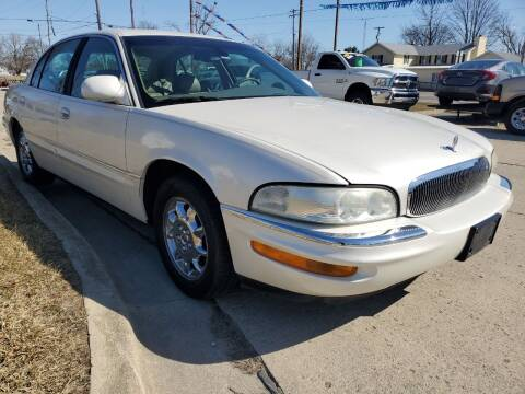 2002 Buick Park Avenue for sale at Kachar's Used Cars Inc in Monroe MI