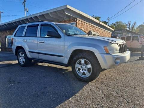2007 Jeep Grand Cherokee for sale at PARKWAY AUTO SALES OF BRISTOL - Roan Street Motors in Johnson City TN