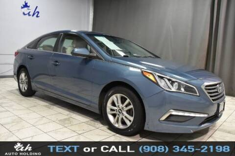 2015 Hyundai Sonata for sale at AUTO HOLDING in Hillside NJ