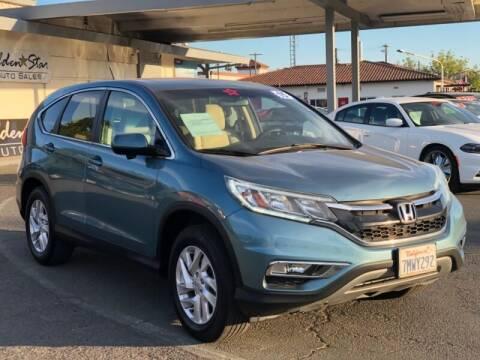 2015 Honda CR-V for sale at Golden Star Auto Sales in Sacramento CA