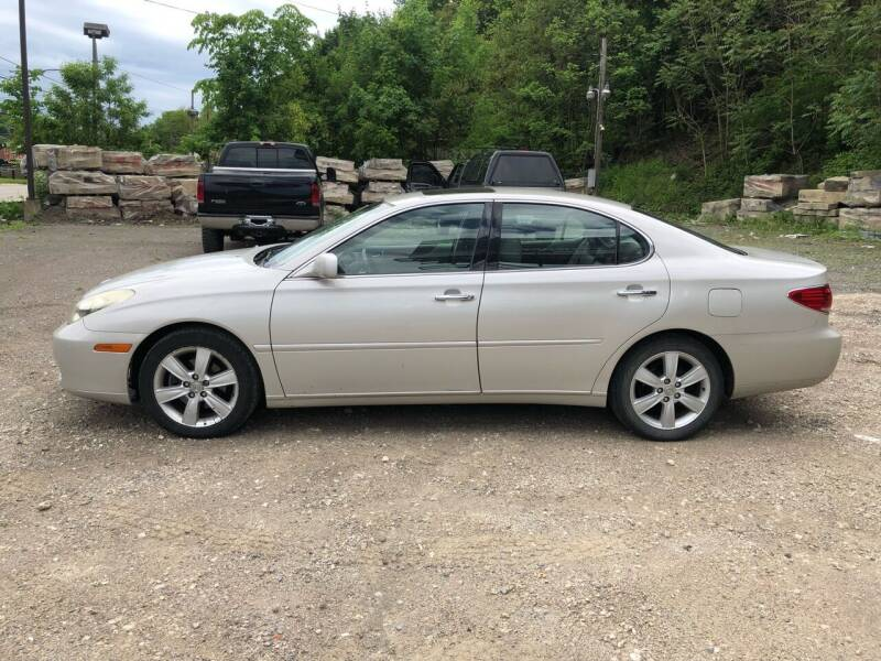 2005 Lexus ES 330 for sale at Compact Cars of Pittsburgh in Pittsburgh PA