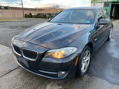 2011 BMW 5 Series for sale at MFT Auction in Lodi NJ
