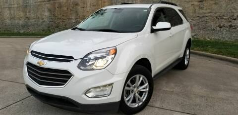 2016 Chevrolet Equinox for sale at Music City Rides in Nashville TN