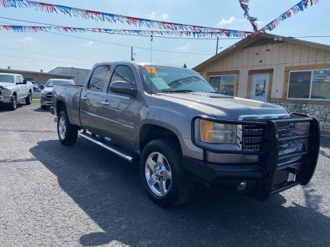 2012 GMC Sierra 2500HD for sale at The Trading Post in San Marcos TX