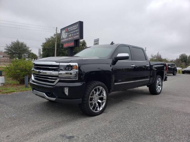 2016 Chevrolet Silverado 1500 for sale at Auto Remarketing Group in Ocala FL