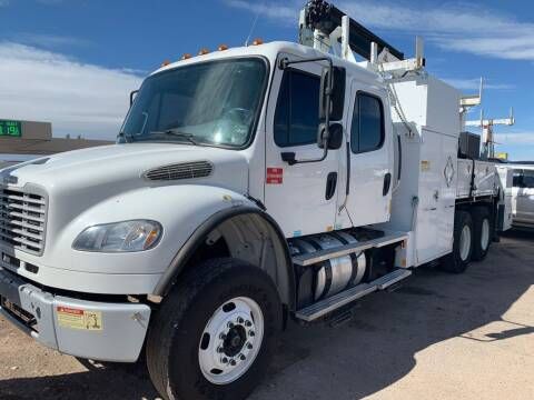 2013 Freightliner M2 106 for sale at BERKENKOTTER MOTORS in Brighton CO