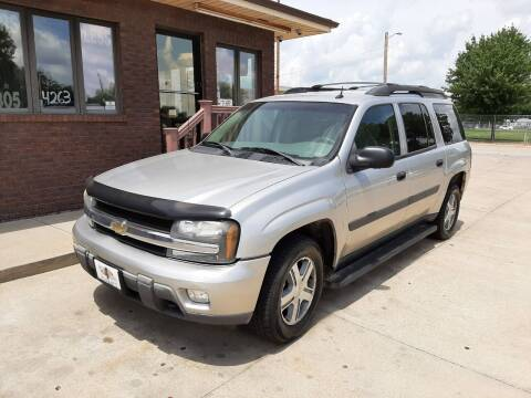 2005 Chevrolet TrailBlazer EXT for sale at CARS4LESS AUTO SALES in Lincoln NE