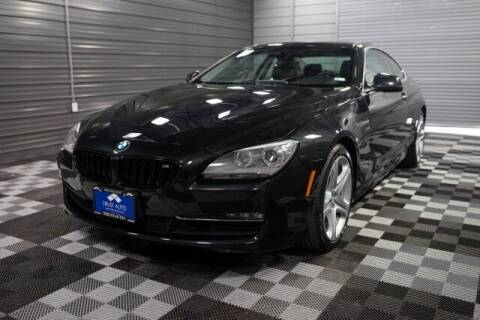 2012 BMW 6 Series for sale at TRUST AUTO in Sykesville MD