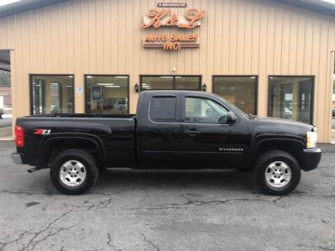 2011 Chevrolet Silverado 1500 for sale at K & L AUTO SALES, INC in Mill Hall PA