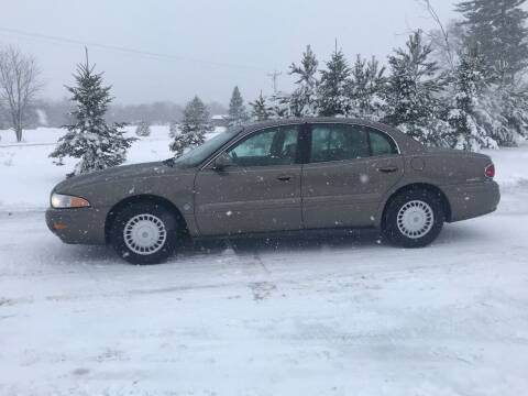 2001 Buick LeSabre for sale at BLAESER AUTO LLC in Chippewa Falls WI