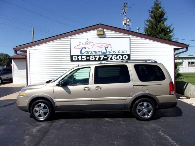 2005 Pontiac Montana SV6 for sale at CARSMART SALES INC in Loves Park IL