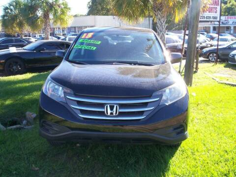 2013 Honda CR-V for sale at Louisiana Imports in Baton Rouge LA