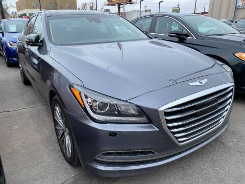 2015 Hyundai Genesis for sale at New Wave Auto Brokers & Sales in Denver CO