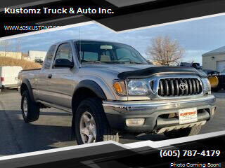 2004 Toyota Tacoma for sale at Kustomz Truck & Auto Inc. in Rapid City SD