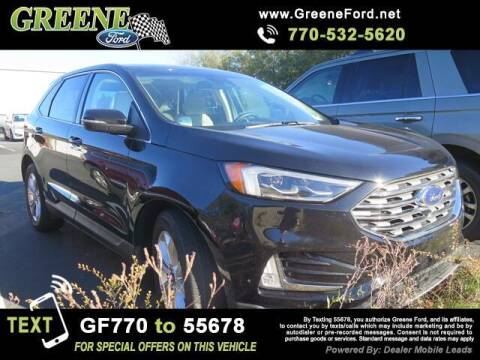 2020 Ford Edge for sale at NMI in Atlanta GA