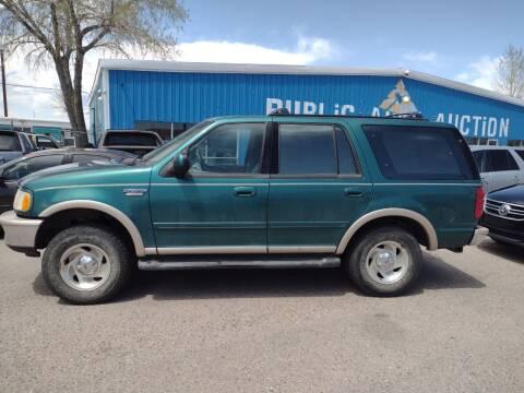 1997 Ford Expedition for sale at PYRAMID MOTORS - Pueblo Lot in Pueblo CO