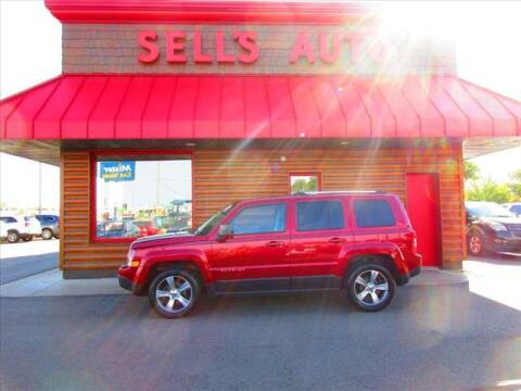 2016 Jeep Patriot for sale at Sells Auto INC in Saint Cloud MN