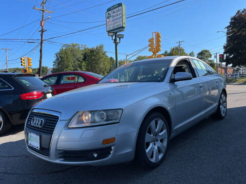 2005 Audi A6 for sale at MURPHY BROTHERS INC in North Weymouth MA