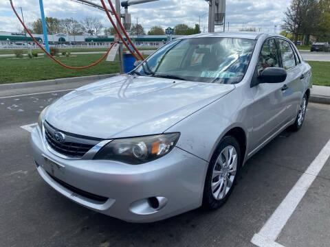 2008 Subaru Impreza for sale at Xtreme Auto Mart LLC in Kansas City MO