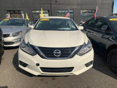 2018 Nissan Altima for sale at Buy Here Pay Here Auto Sales in Newark NJ